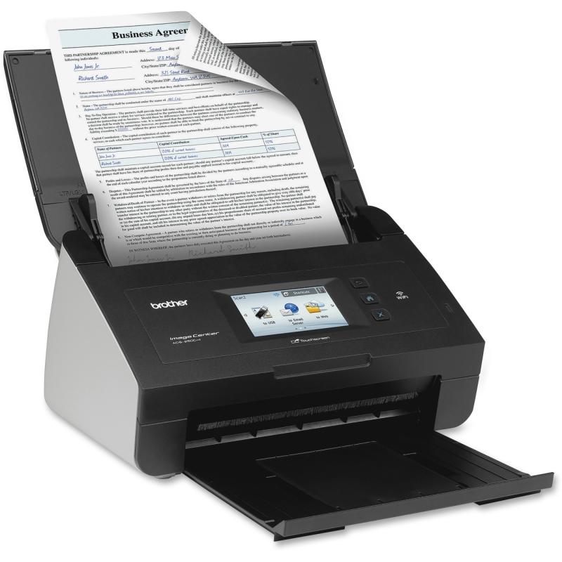 Brother Desktop Wireless Scanner ADS2800W BRTADS2800W ADS-2800W