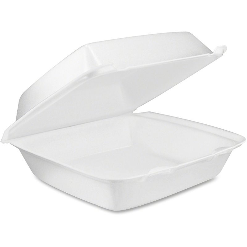 Dart Dart Single-compartment Foam Container 85HT1 DCC85HT1