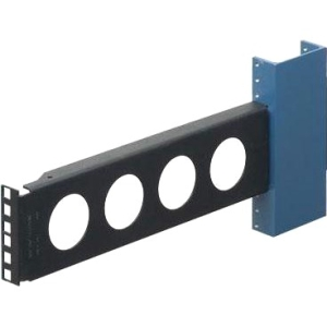 "Rack Solutions 2Post Conversion Bracket for 3"" Uprights 2UBRK-000C"