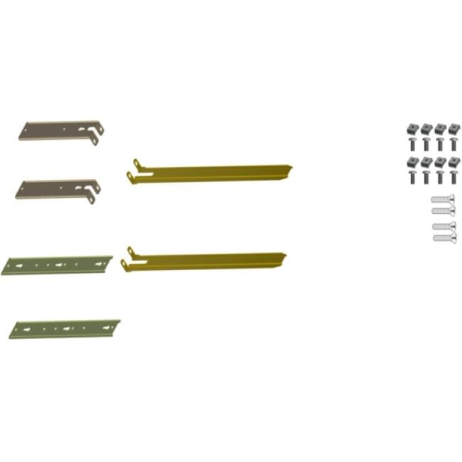 Mellanox Mounting Rail Kit MTEF-KIT-A