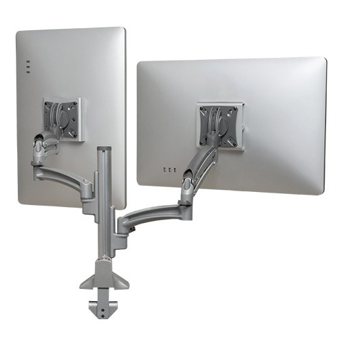 Chief Kontour K1C Dual Monitor Dynamic Column Mount, Reduced Height K1C220SXRH