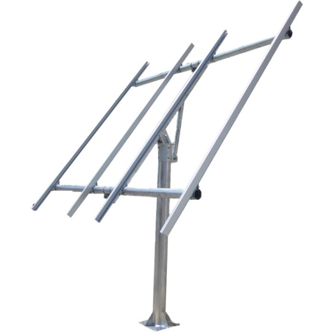 Tycon Power Solar Panel Top of Pole Mount TPSM-250X4-TP