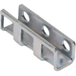 "Rack Solutions 1U Bracket, 2-bends, 0.59"" Wide 1UBRK-059"