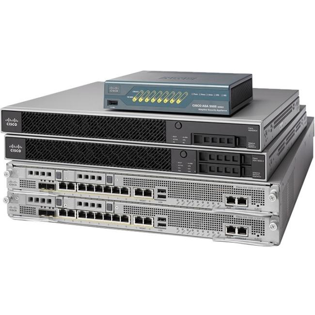 Cisco Adaptive Security Appliance - Refurbished ASA5515-K9-RF ASA 5515-X