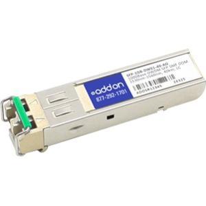 Network Upgrades CTP-SFP-1GE-LX-AO SFP Module Mini-GBIC AddOn