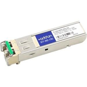 AddOn SFP (mini-GBIC) Module B-730-0005-056-AO