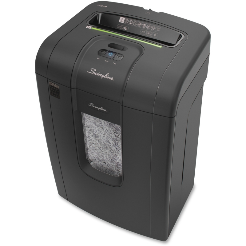 Swingline Super Cross-cut Shredder 1758493 SWI1758493 SX19-09