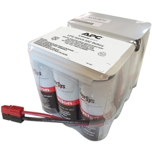 APC by Schneider Electric Replacement Battery Cartridge # 136 APCRBC136
