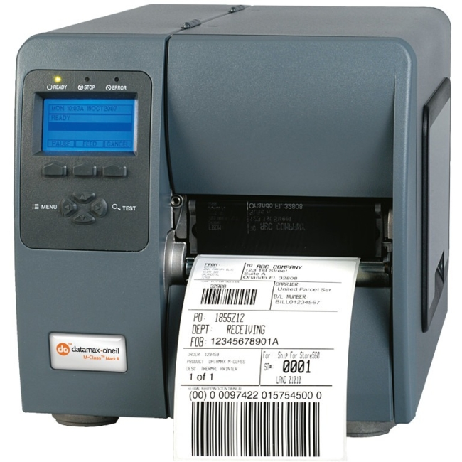 Datamax-O'Neil M-Class Mark II Label Printer KD2-00-48901Y07 M-4206