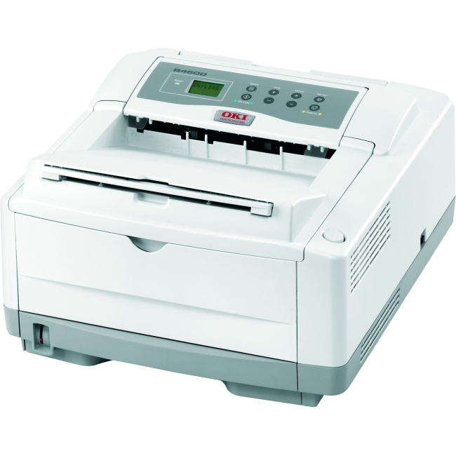 Oki LED Printer 62446504 B4600N