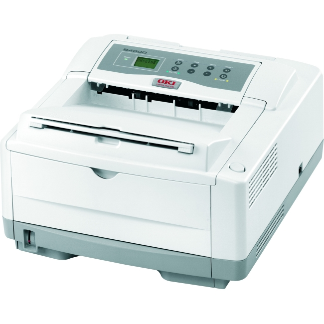 Oki LED Printer 62446606 B4600N PS
