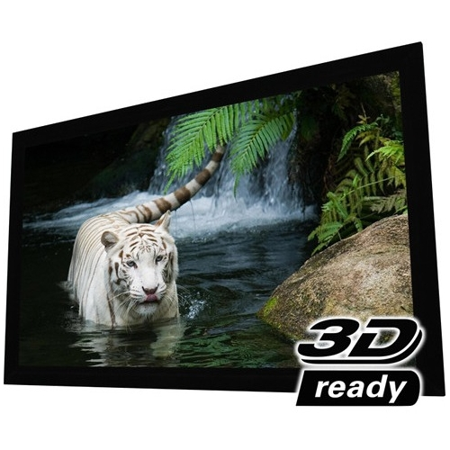 """EluneVision 92"""" Reference 4K Fixed Frame Screen EV-F3S-92-1.0"""