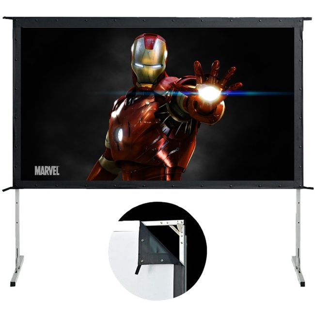 "EluneVision 144"" Movie Master Portable Screen EV-MM-144-1.2"