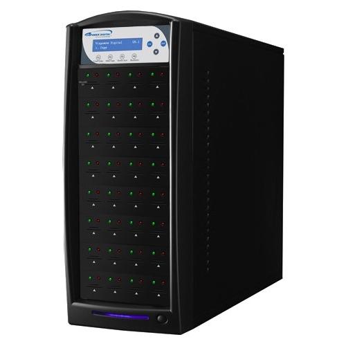 Vinpower Digital SDShark SD & MicroSD Duplicator SDSHARK-31T-BK