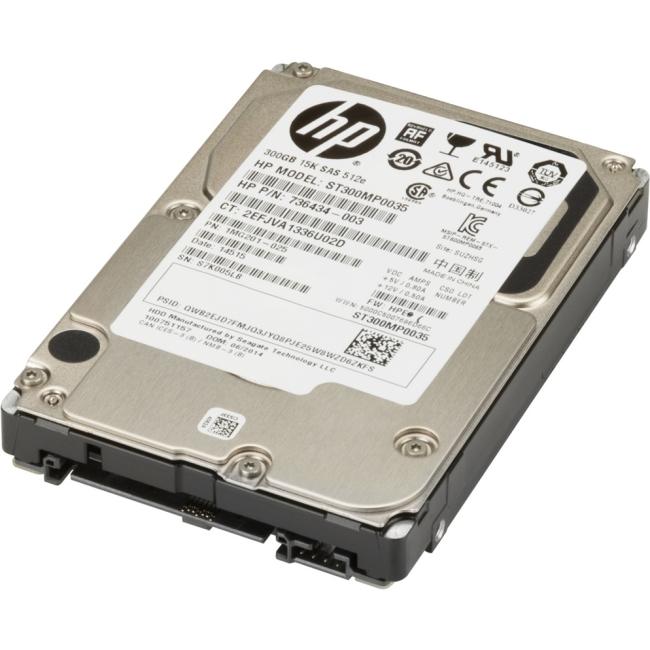 HP 300GB SAS 15K SFF Hard Drive L5B74AA