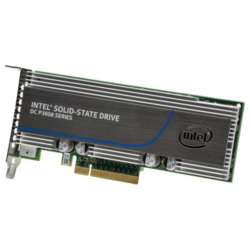 Intel SSD DC P3608 Series (4.0TB, 1/2 Height PCIe 3.0 x8, 20nm, MLC) SSDPECME040T401