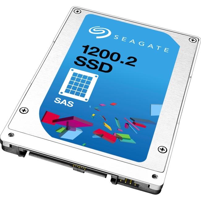 Seagate 1200.2 SSD 400GB SAS Drive ST400FM0323