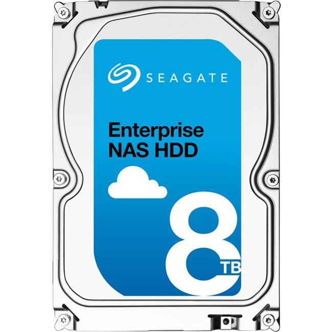 Seagate Enterprise NAS HDD 8TB ST8000NE0001