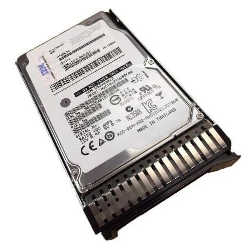 """Lenovo 600GB 10K 12Gbps SAS 2.5"""" G3HS SED 00WG710"""