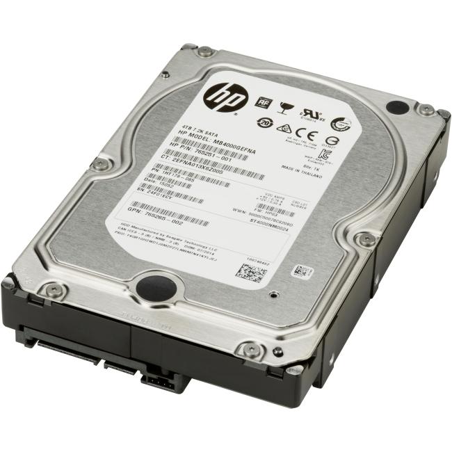 HP 4TB SATA 7200 Hard Drive K4T76AA