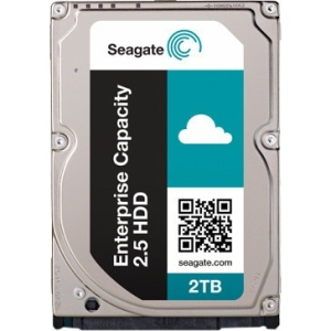 Seagate Enterprise Capacity 2.5 HDD ST2000NX0273