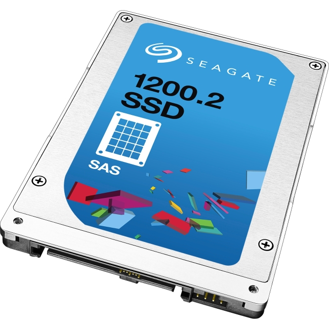 Seagate 1200.2 SSD 400GB SAS Drive ST400FM0243
