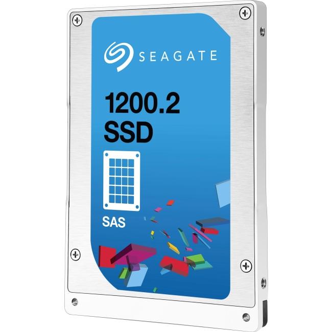 Seagate 1200.2 SSD 480GB SAS Drive ST480FM0013