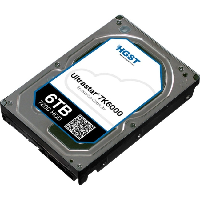 HGST Ultrastar 7K6000 Hard Drive 0F23001-20PK HUS726060ALE610