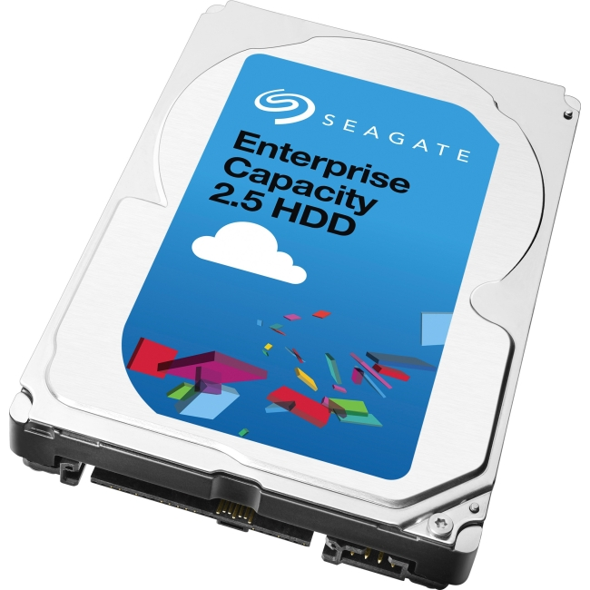 Seagate Enterprise Capacity 2.5 HDD ST2000NX0433