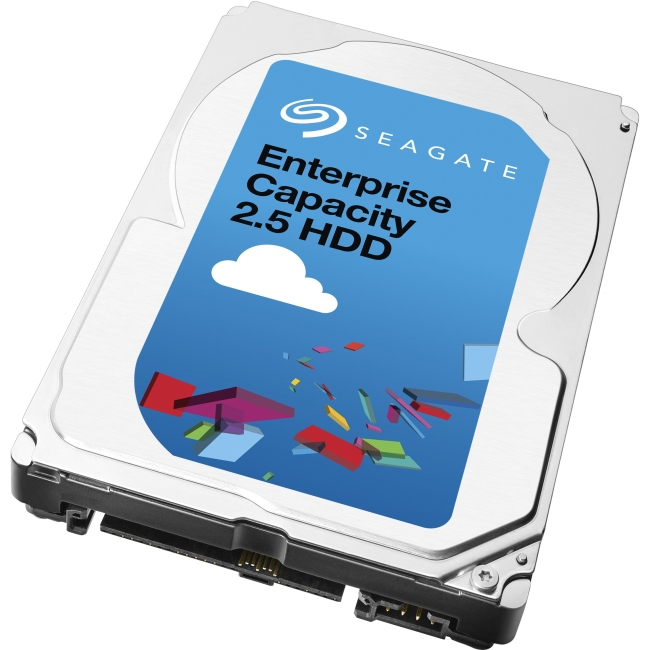 Seagate Enterprise Capacity 2.5 HDD ST2000NX0403