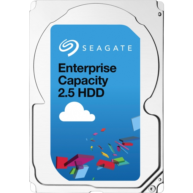 Seagate Enterprise Capacity 2.5 HDD ST1000NX0453