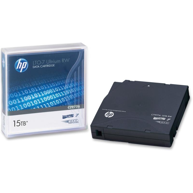 HP LTO Ultrium-7 Data Cartridge C7977A HEWC7977A