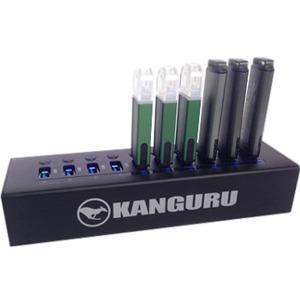 Kanguru 10-Port USB 3.0 Hub KHUB-U3-10