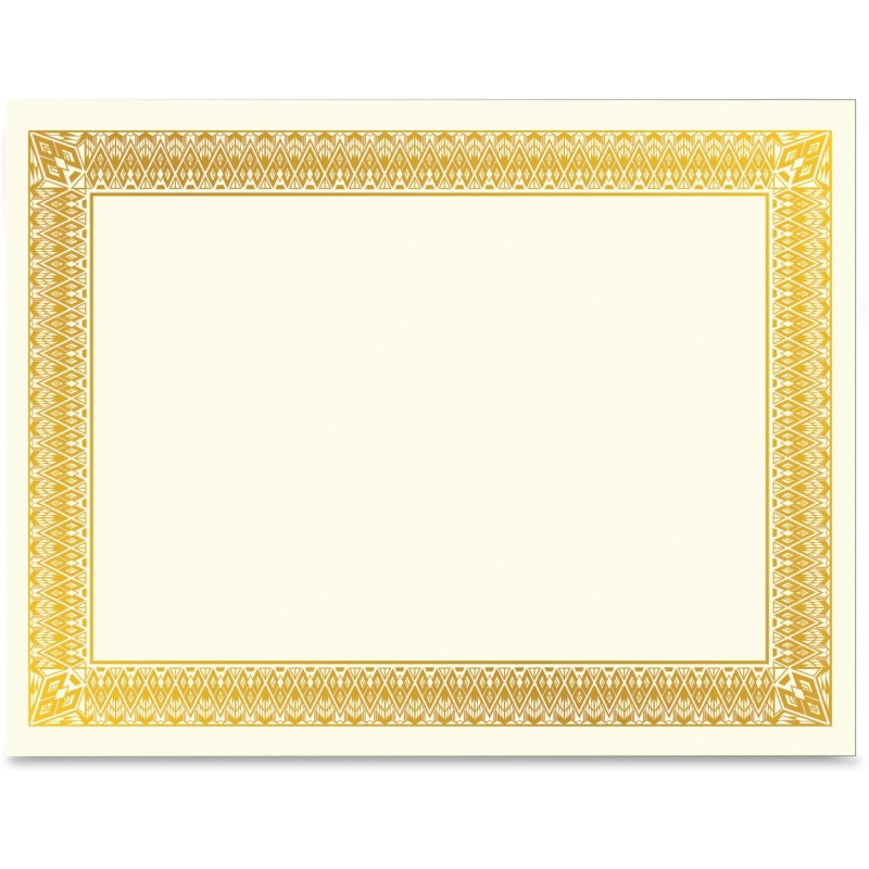 Geographics Gold Foil Certificate 47829 GEO47829