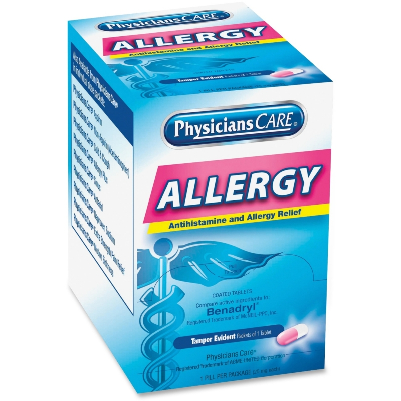 PhysiciansCare Allergy Relief Tablets 90036 ACM90036