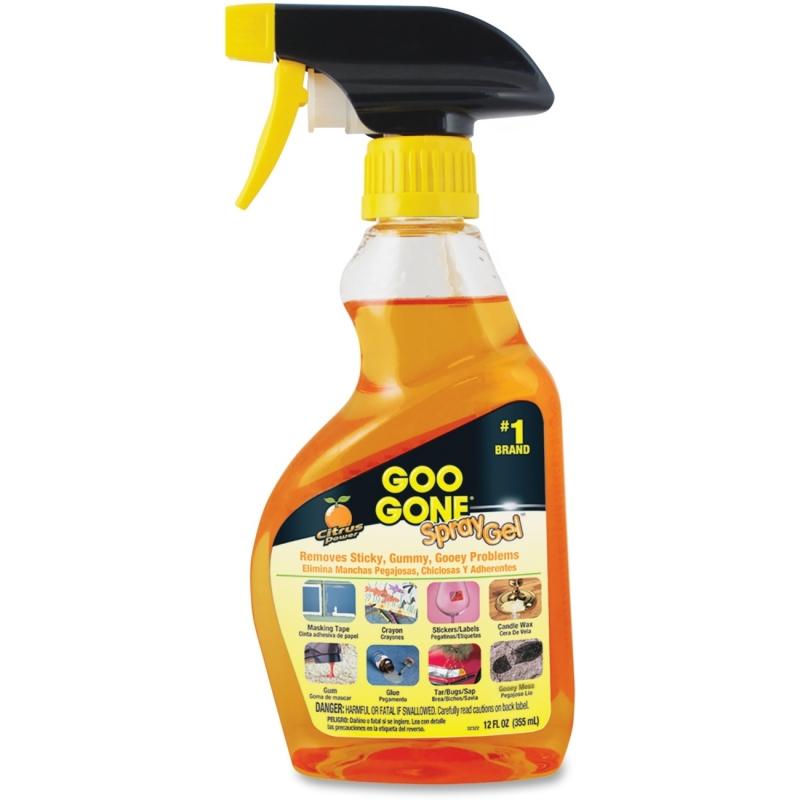 Goo Gone Spray Gel 2096 WMN2096