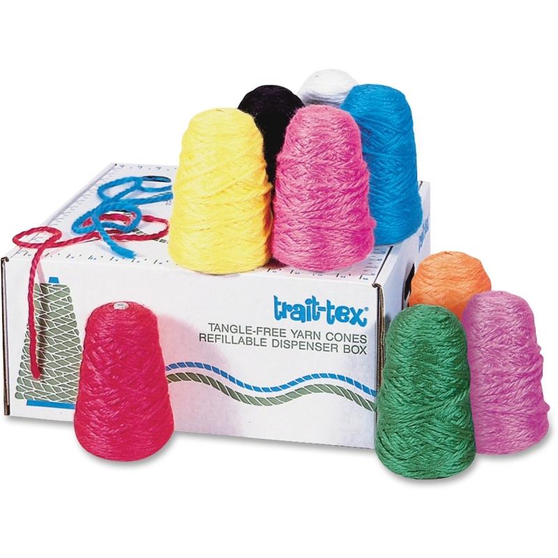 Trait-tex 3-ply School Yarn Dispenser 00130 PAC00130