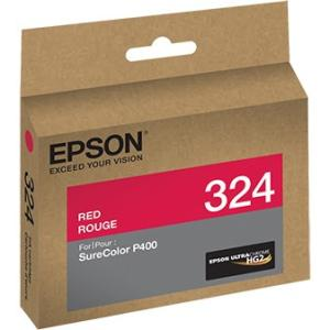 Epson Red Ink Cartridge (T720) T324720 324