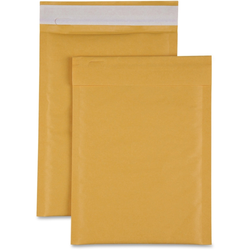 Sparco Size 1 Bubble Cushioned Mailers 74981 SPR74981