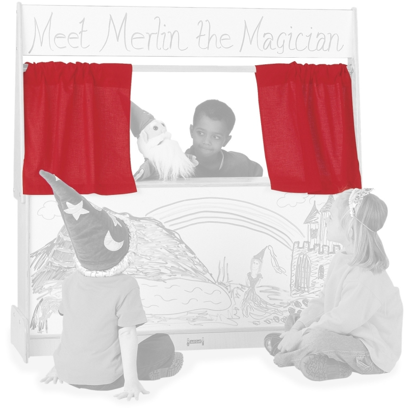 Jonti-Craft Imagination Station Curtains 0723JC JNT0723JC