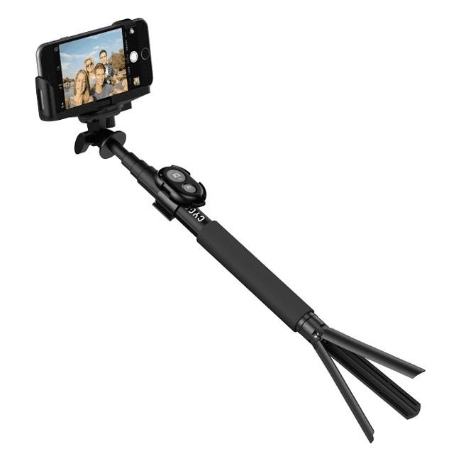 Cygnett GoStick Bluetooth Camera Selfie Stick & Tripod CY1735UNSES