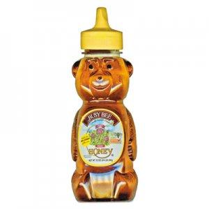 Busy Bee Clover Honey, 12 oz Bottle, 12/Carton BKHBB1002 059640