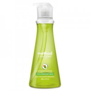 Method Dish Soap, Lime & Sea Salt, 18 oz Pump Bottle MTH01240EA 01240EA