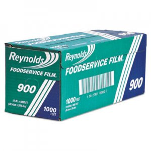 Reynolds Wrap Continuous Cling Food Film, 12 in x 1000 ft Roll, Clear RFP900BRF 900BRF