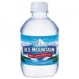 Ice Mountain Natural Spring Water, 8 oz Bottle, 48/Carton NLE967705 621099