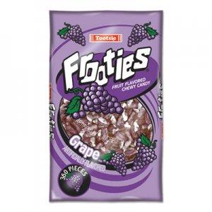 Tootsie Roll Frooties, Grape, 38.8oz Bag, 360 Pieces/Bag TOO7801