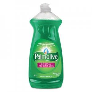 Palmolive Dishwashing Liquid & Hand Soap, Original Scent, 28 oz Bottle, 9/Carton CPC46303CT 46303