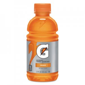 Gatorade G-Series Perform 02 Thirst Quencher, Orange, 12 oz Bottle, 24/Carton QKR12937 12937