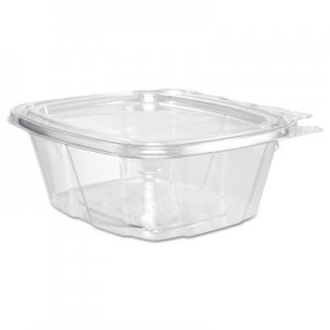 Dart ClearPac Container, 4.9 x 2.5 x 5.5, 16 oz, Clear, 200/Carton DCCCH16DEF CH16DEF