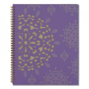 Cambridge Vienna Weekly/Monthly Appointment Book, 8 1/2 x 11, Purple, 2020 AAG122905 122905